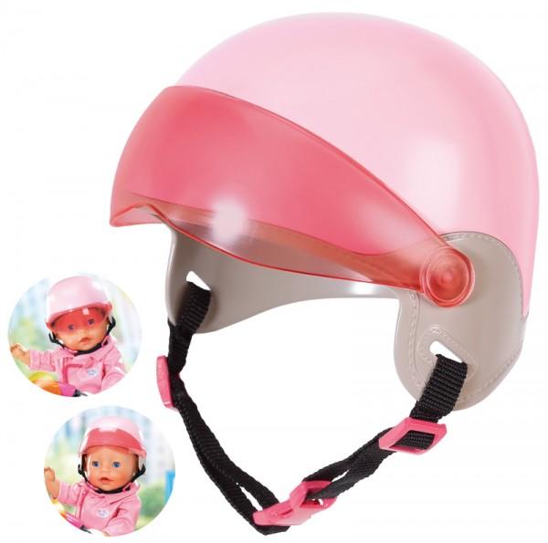 Baby Born City Scooterhelm (Pink)