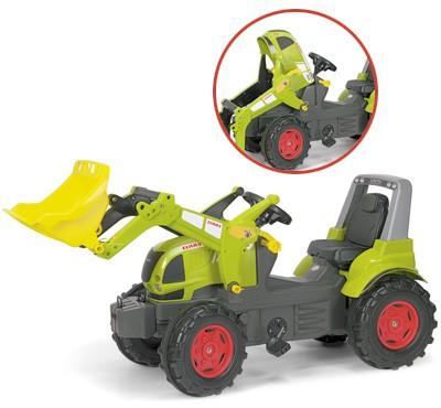 RollyFarmtrac Premium Claas Arion 640 Traktor mit Frontlader (Grün)