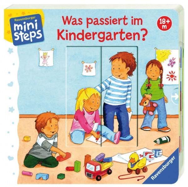 Mini Steps Was passiert im Kindergarten? 18+ M