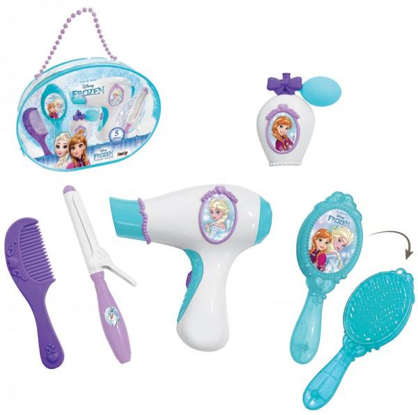 Disney Frozen Beauty Set (Türkis-Lila)