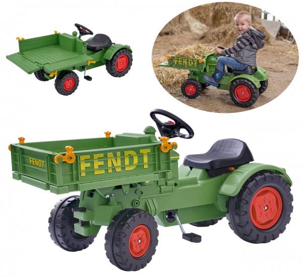 Fendt Geräteträger Tretfahrzeug Traktor (Grün)