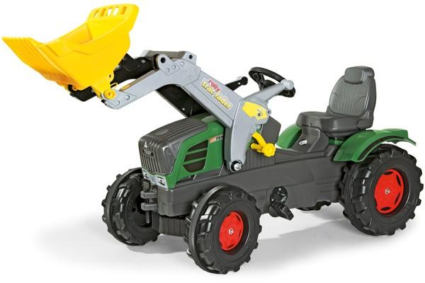 RollyFarmtrac Fendt 211 Vario Traktor mit Frontlader (Grün)