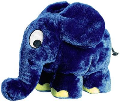 Sendung mit der Maus Elefant (Blau)