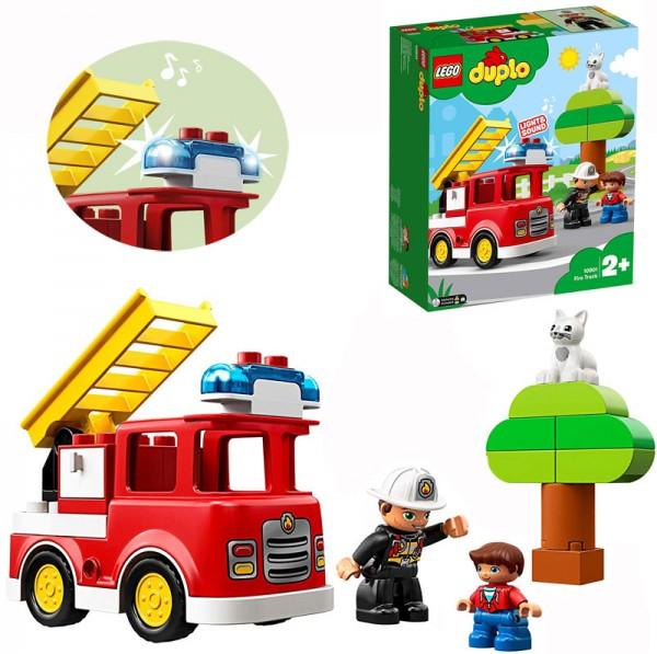 Duplo Feuerwehrauto 10901