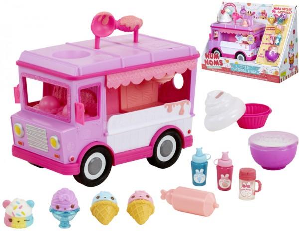 Num Noms Glitter Lip Gloss Eiswagen Truck