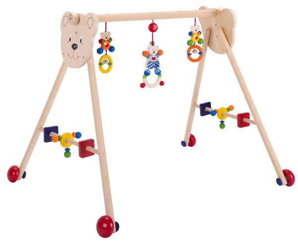Baby-Fit-Spieltrainer und Lauflernhilfe 2in1