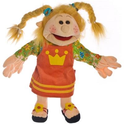 Living Puppets Handpuppe Kleine Jenny 45 cm