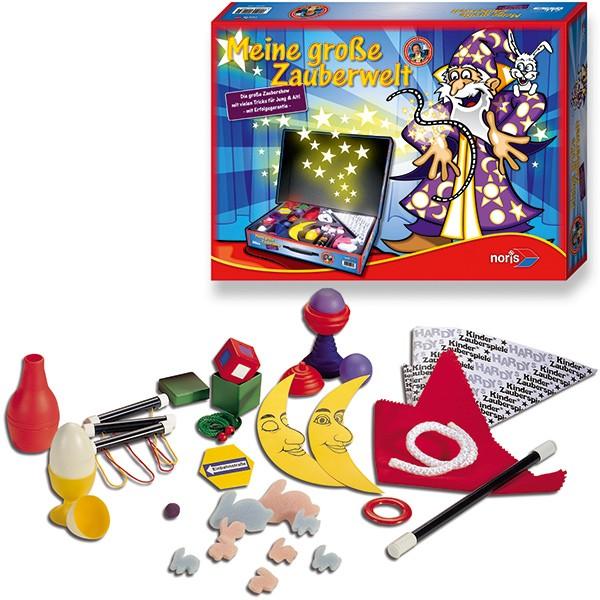 Zauberkoffer Meine Große Zauberwelt