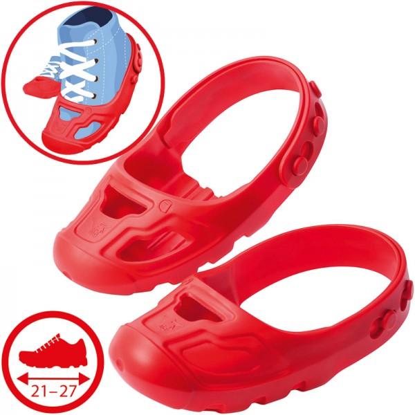 Bobby Car Schuhschützer Shoe-Care (Rot)