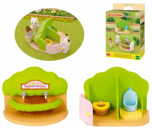 Sylvanian Families Kindergarten Toilette