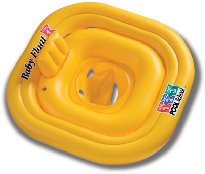 Babysicherheitsring Pool School Step 1 (Gelb)