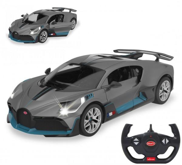 RC Bugatti Divo 1:14 2,4 GHz (Grau)