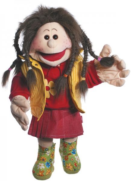 Living Puppets Große Handpuppe Lene 65 cm