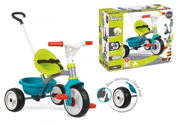Dreirad Be Move Boy (Petrol-Blau)