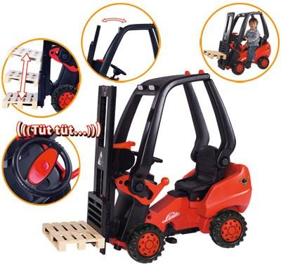 Linde Forklift Gabelstapler
