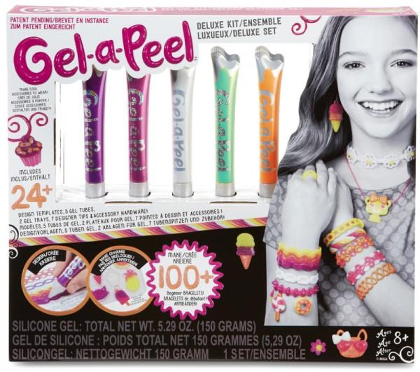 Gel-a-Peel Deluxe Set 5er Pack Gel Set