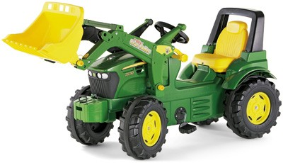 RollyFarmtrac Premium John Deere 7930 Traktor mit Frontlader (Grün)