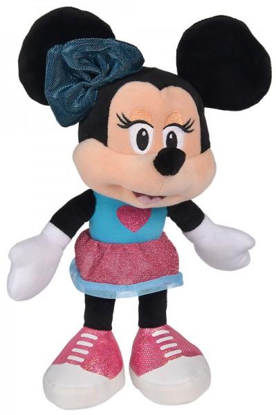 Disney Minnie Maus Fashion 25 cm (Glitzer)