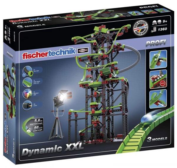 Fischertechnik Profi Dynamic XXL Kugelbahn