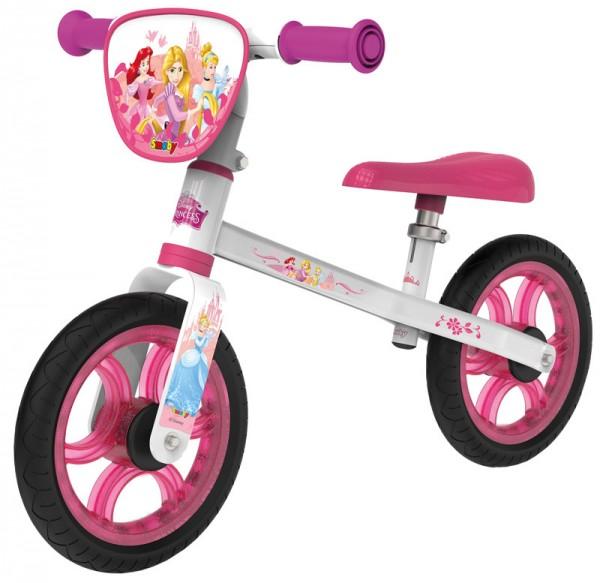 Disney Princess Mein erstes Laufrad (Pink-Weiß)