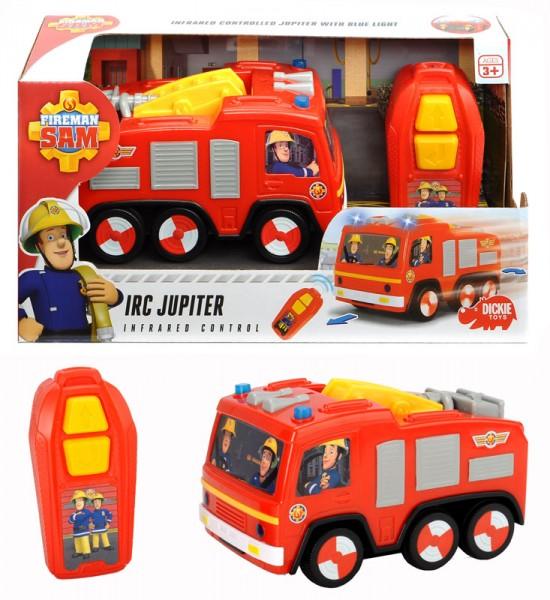 Feuerwehrmann Sam Jupiter mit Infrarotsteuerung