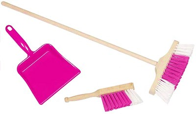 Besengarnitur (Pink)