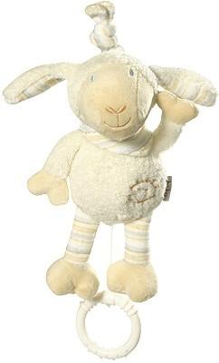 BabyLove Mini Spieluhr Schaf Paul (Weißt Du wieviel Sternlein stehen)