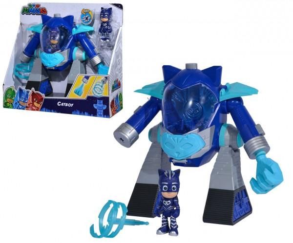 PJ Masks Turbo Roboter Catboy (Blau)