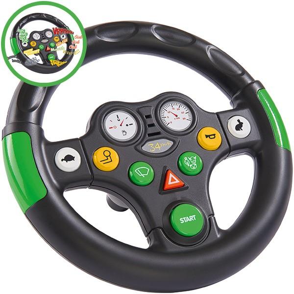 Bobby Car Tractor Sound Wheel Lenkrad