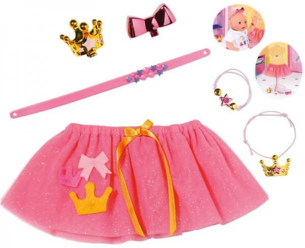 Baby Born Boutique Tutu Set Gr. 43 cm (Pink)