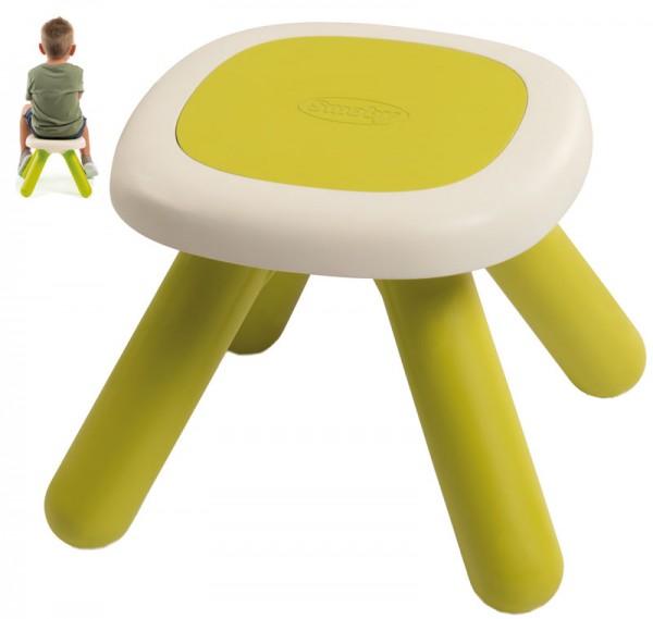 Kinderhocker für Drinnen & Draußen (Grün)