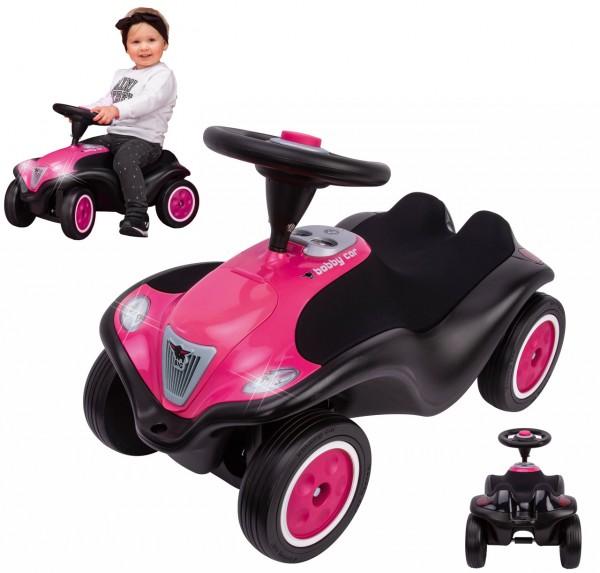 Bobby Car NEXT Raspberry mit Licht (Pink-Schwarz)