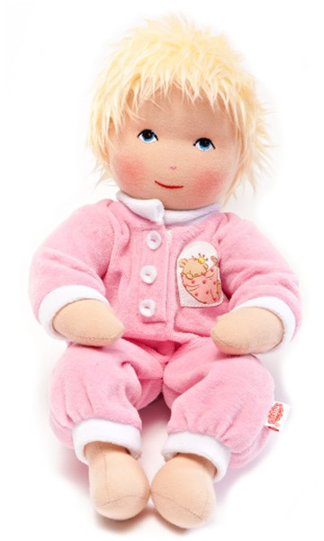 Weichkörperpuppe Baby Lotti 32 cm (Rosa)