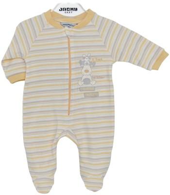 Schlafanzug Reindeer Gr. 56 (Gelb-Beige)