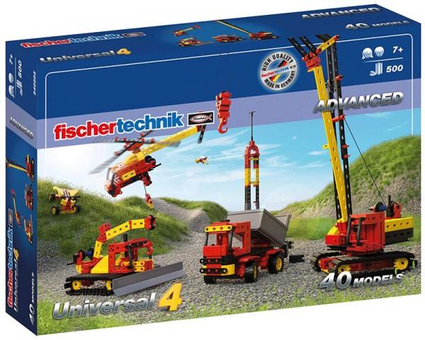 Fischertechnik Advanced Universal 4